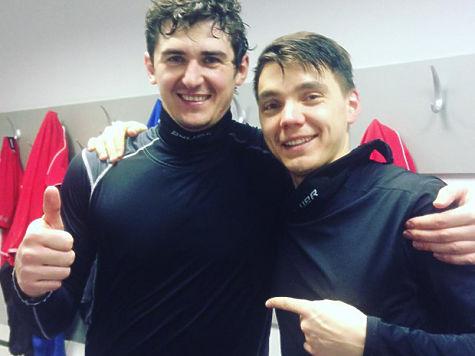 Хоккеисты «Енисея» одержали вторую победу вполуфинале чемпионата РФ