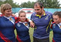 Тренер из Подмосковья вывел регбисток «Енисея» на первое место