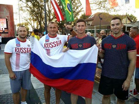 Красноярцы стали чемпионами мира побобслею искелетону