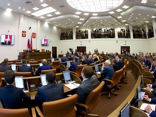 Парламентарии встретились впервые после выборов