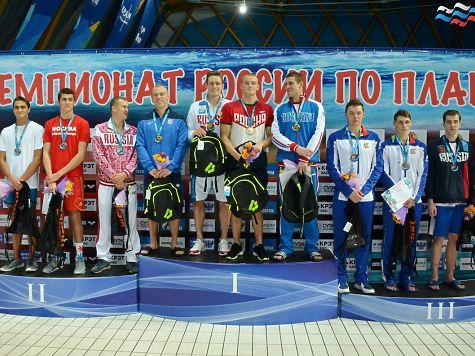 Красноярские студенты стали чемпионами РФ поплаванию