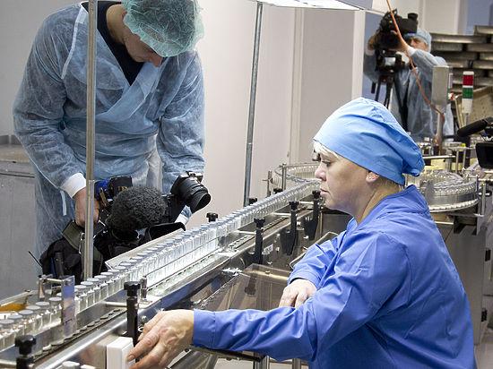 Назаводе «Красфарма» готовятся кзапуску новых производств