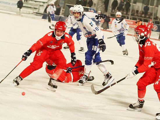 ВКрасноярске стартуют первые домашние игрыХК «Енисей»