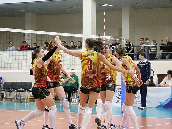 Волейболистки «Протона»— в«Финале четырех» Кубка Российской Федерации
