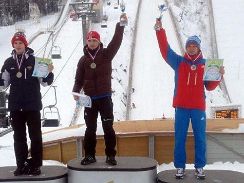 Александр Сардыко одержал победу золото этапа Кубка РФ