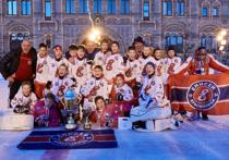 На Красной площади в Москве юные красноярцы сыграют в хоккей с мячом