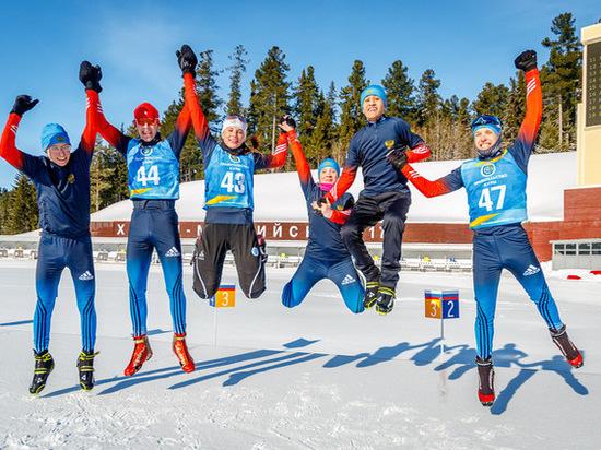 Команда Свердловской области стала победителем Всероссийской зимней спартакиады людей сограниченными возможностями