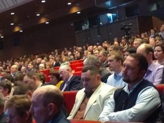 В Красноярске прошло собрание главных муниципальных начальников