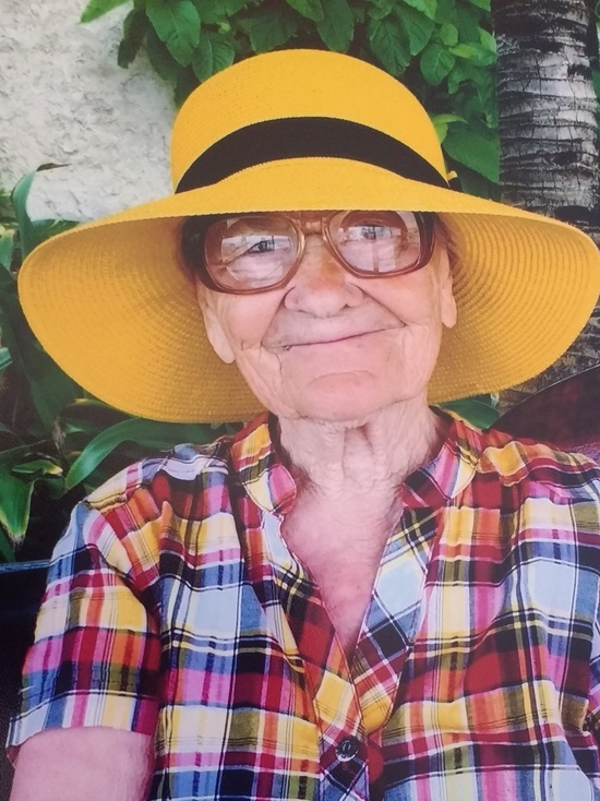 90-летняя путешественница добралась до Карибов