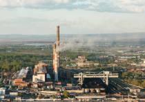 В Красноярске завершился конкурс на проектирование дымовой трубы ТЭЦ-1