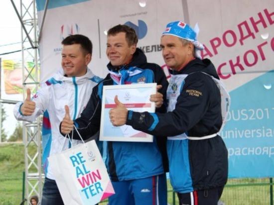 Красноярск отметил «Кросс нации» и Международный день студенческого спорта