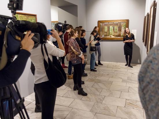 Выставка «Окна в Россию. Шедевры семи поколений» ждет посетителей в Красноярске