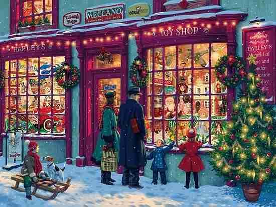 Красноярцев приглашают на новогодние ярмарки