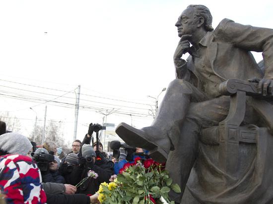 В краевой столице открылся памятник выдающемуся балетмейстеру