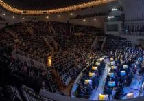 Красноярская властная «диаспора» в Москве потянулась на концерт земляков