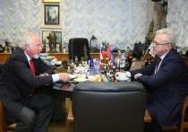Александр Усс дал большое интервью изданию