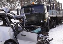 В страшной аварии погибло восемь человек