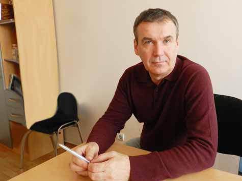 Александр Клюкин: «Правды Востров боится больше всего на свете»